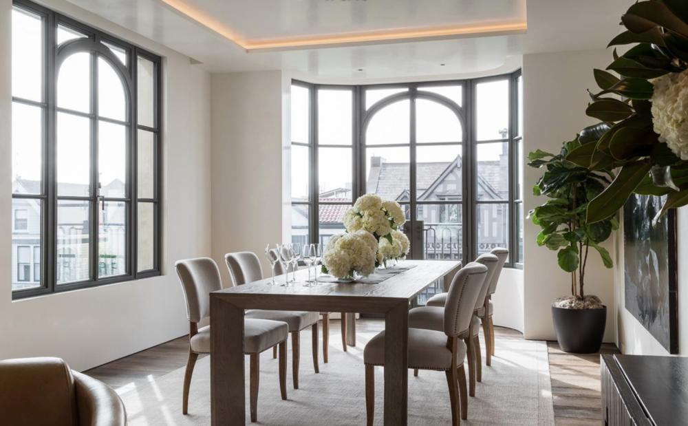 2626 Larkin Street - Dining Room