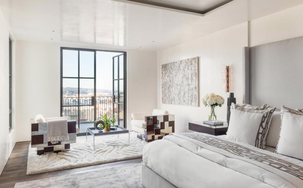2626 Larkin Street - Master Bedroom