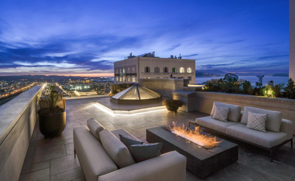 2626 Larkin Street - Rooftop Deck