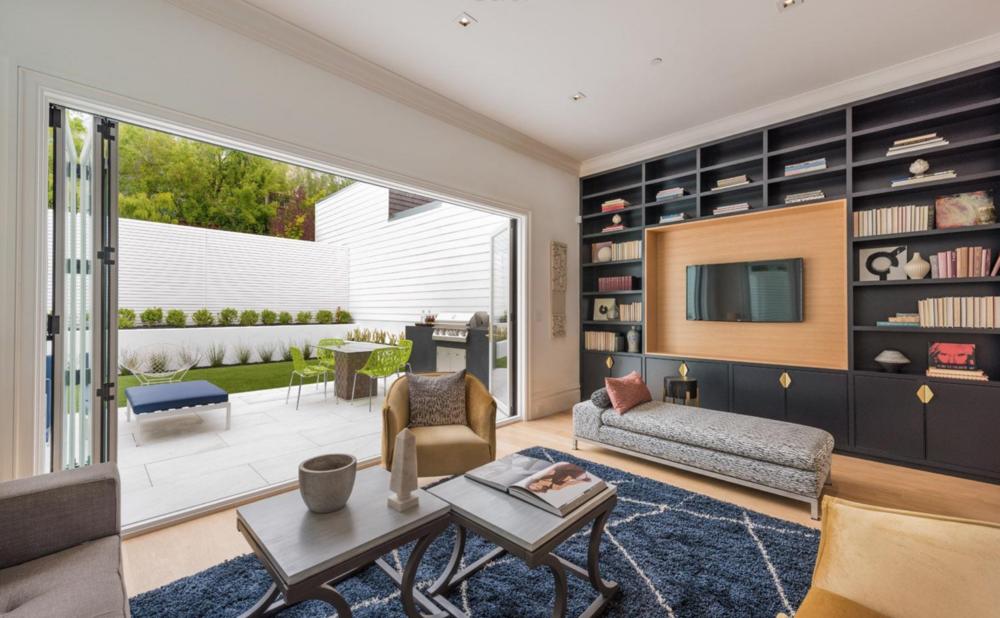 2178 Pine Street - Living Room