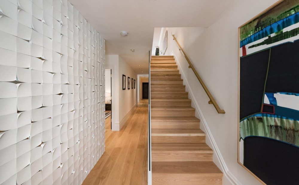 2178 Pine Street - Staircase