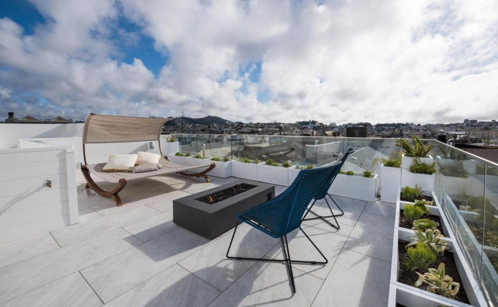 2178 Pine Street - Rooftop Deck
