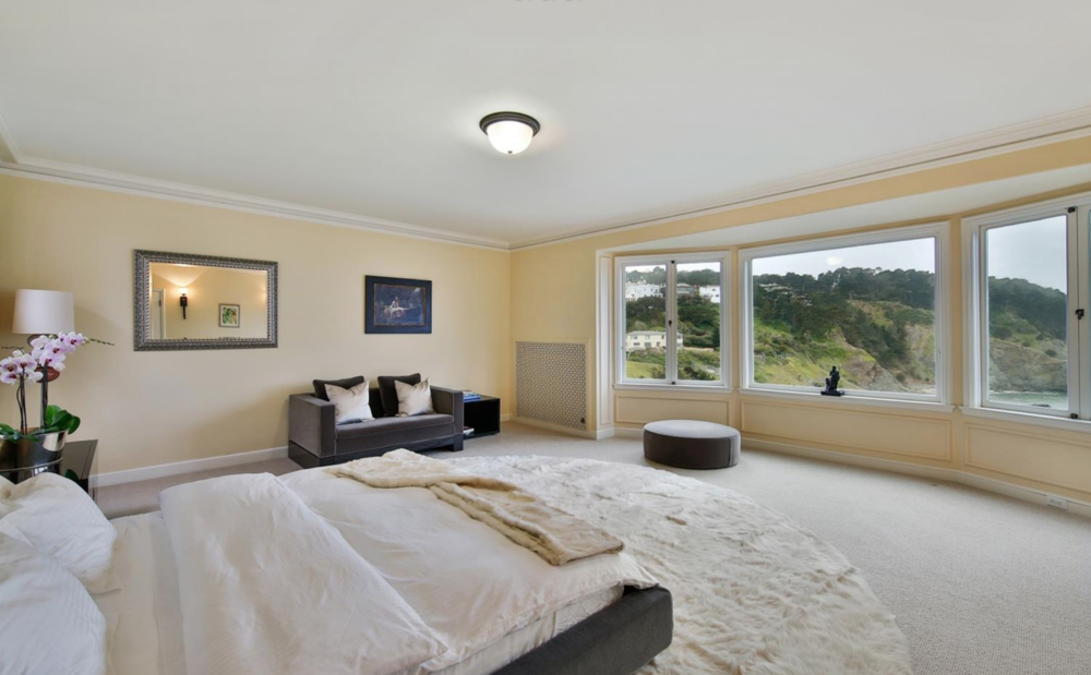 320 Sea Cliff Ave - Master Bedroom