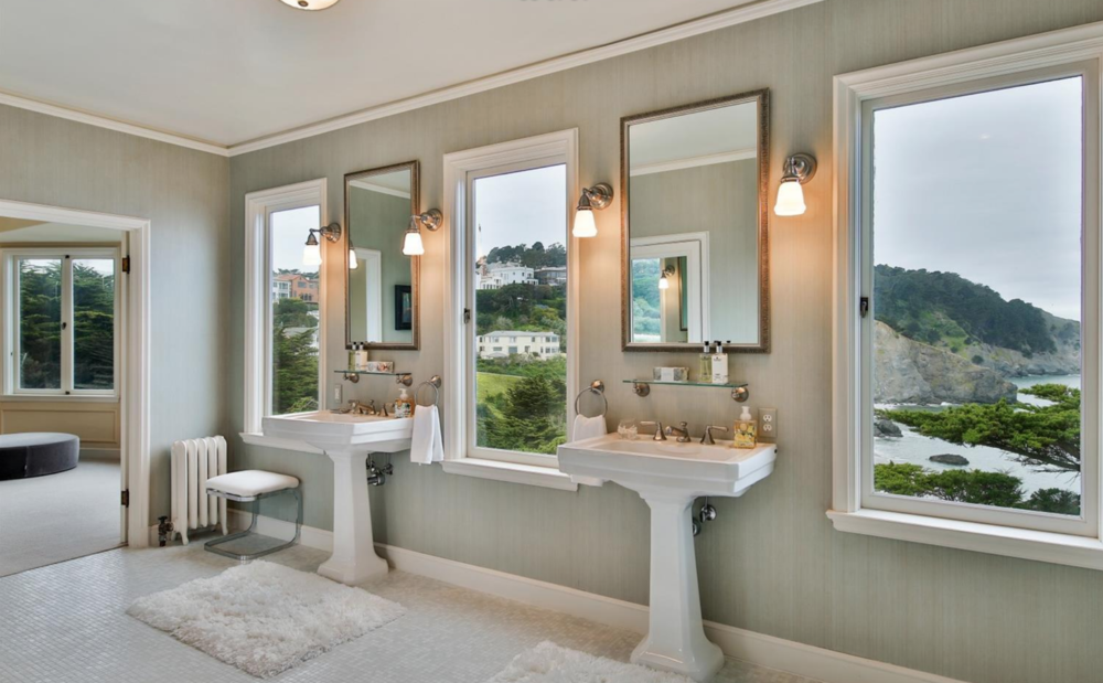320 Sea Cliff Ave - Master Bathroom