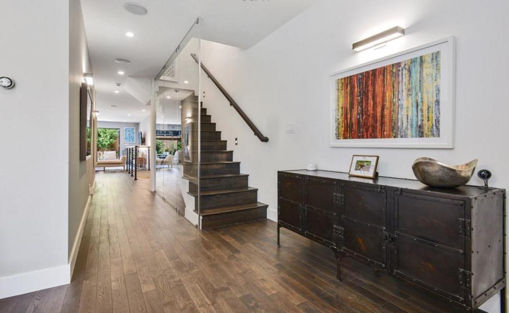 2268 Pine Street - Hallway