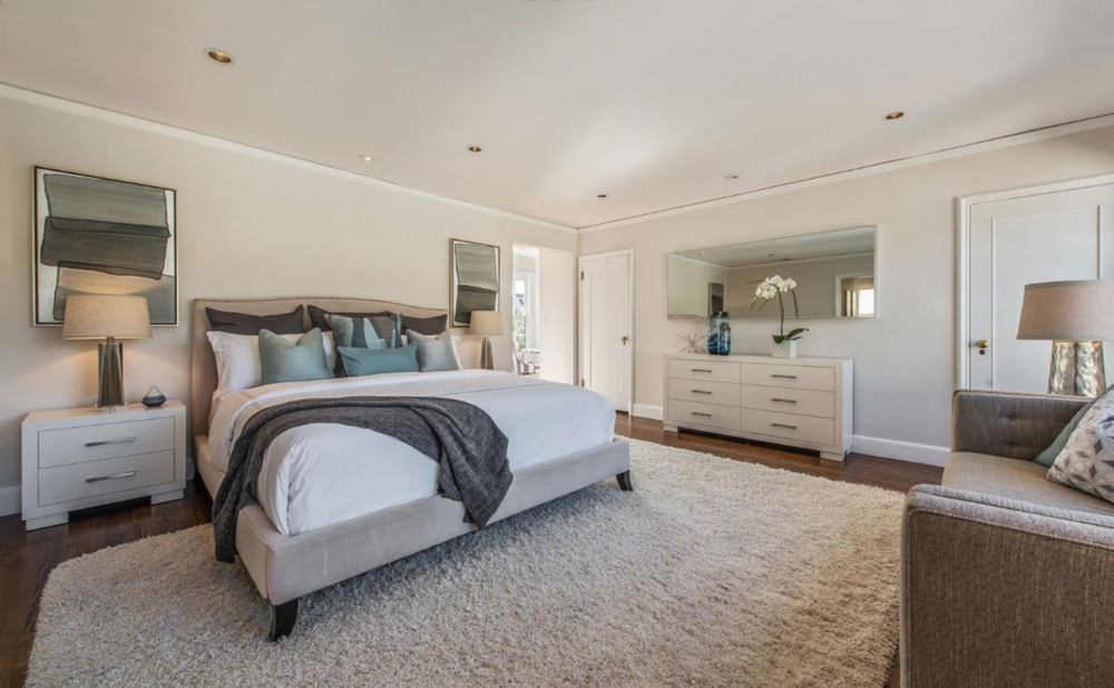 165 28th Avenue - Master Bedroom