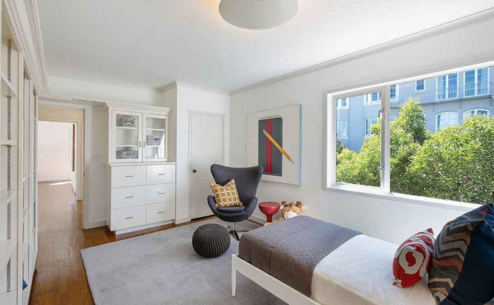 1 Raycliff Terrace - Kids Bedroom
