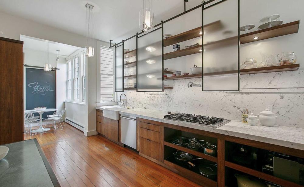 661 Waller Street - Kitchen