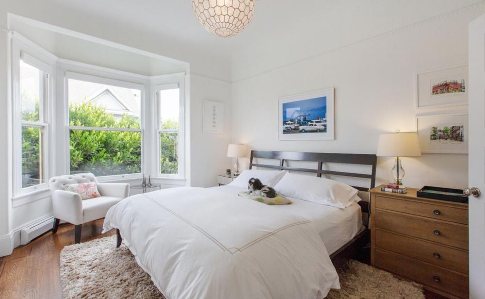 661 Waller Street - Master Bedroom