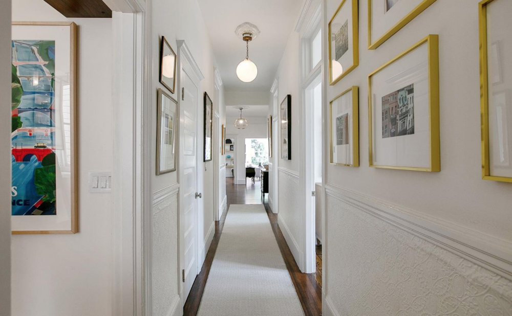 661 Waller Street - Hallway