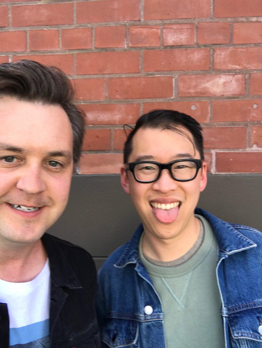 Matt Morgus & Jay Cheng