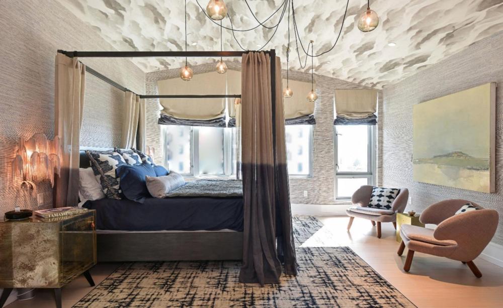 2121 Webster St #TH4 - Master Bedroom