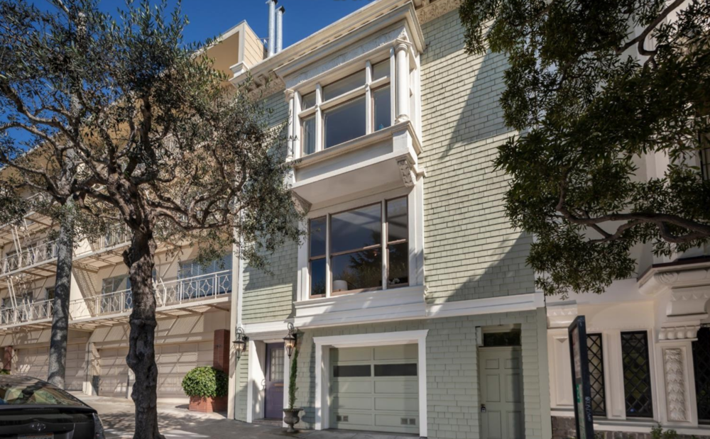 2410 Steiner Street - Pacific Heights