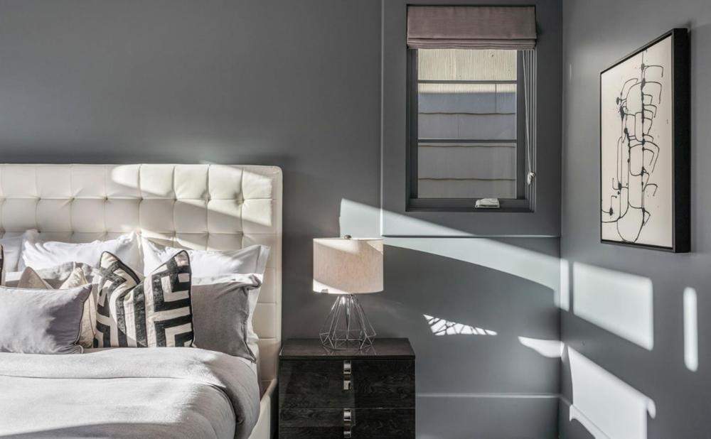 2005 Buchanan Street - Master Bedroom
