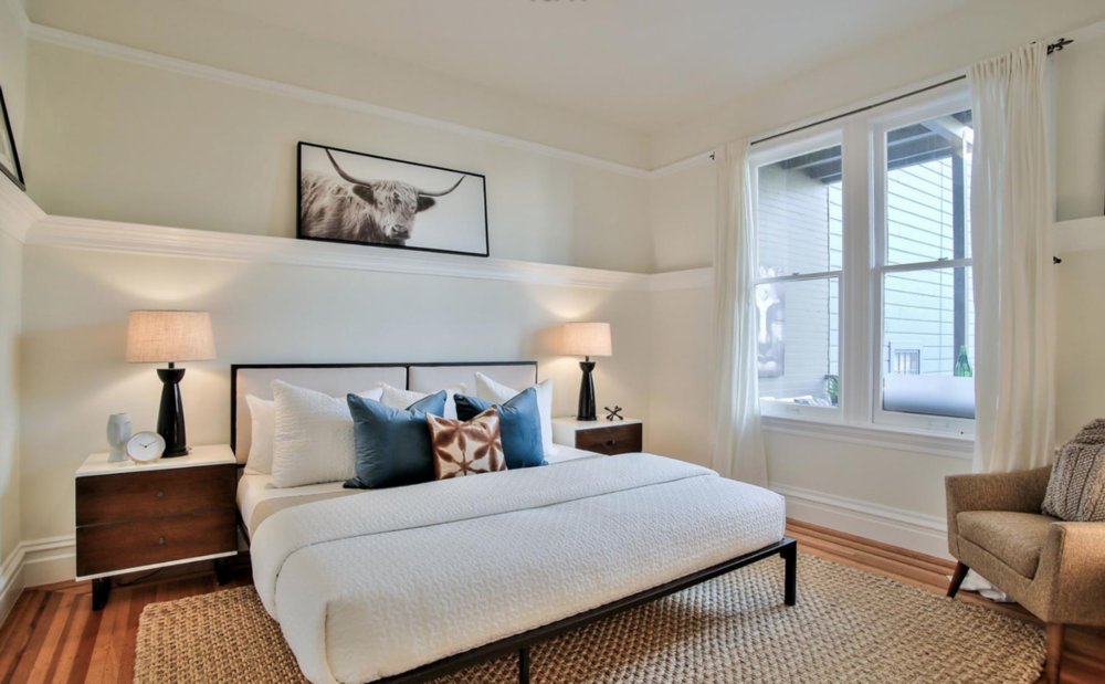 3132 Washington Street - Bedroom