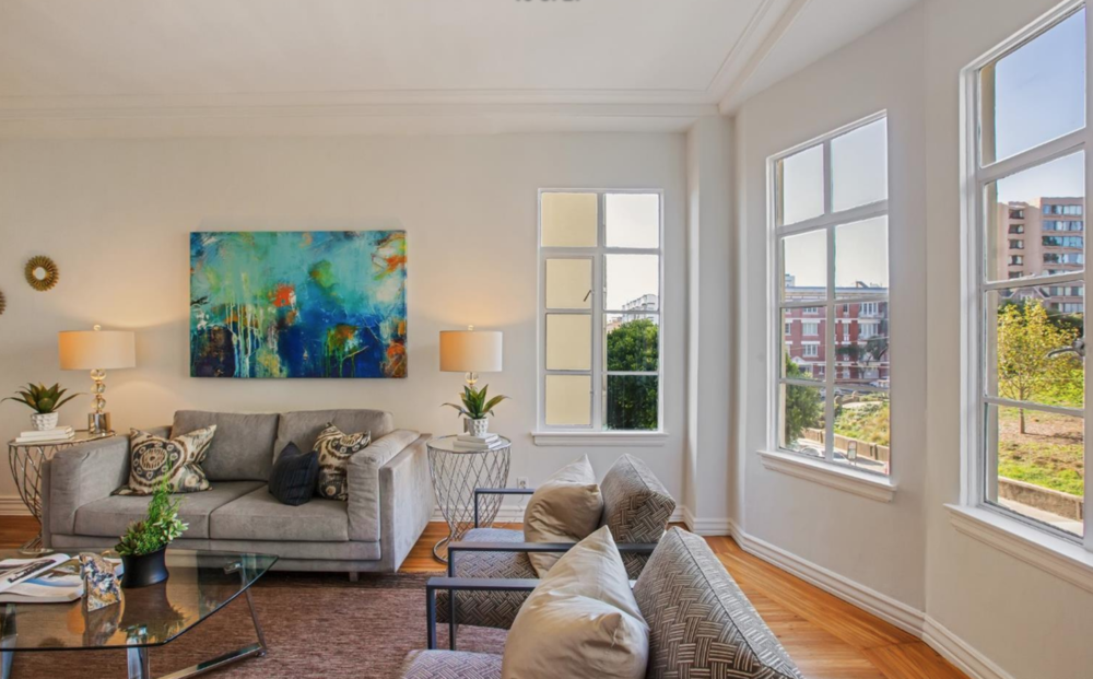 1950 Gough Street #205 - Pacific Heights