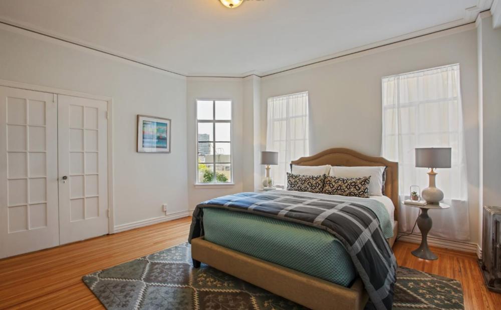 1950 Gough Street #205 - Bedroom