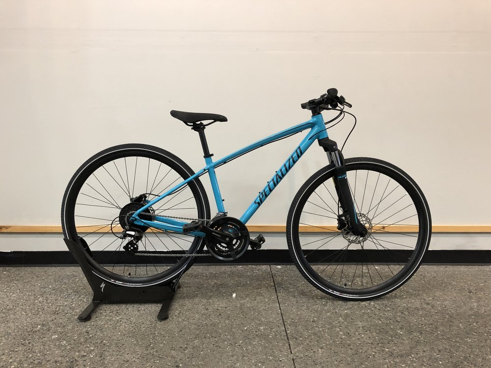 2019 Specialized Crosstrail Hydraulic Disc $670 - Sizes Available : Small, Medium