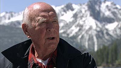 Former Idaho Governor Cecil Andrus