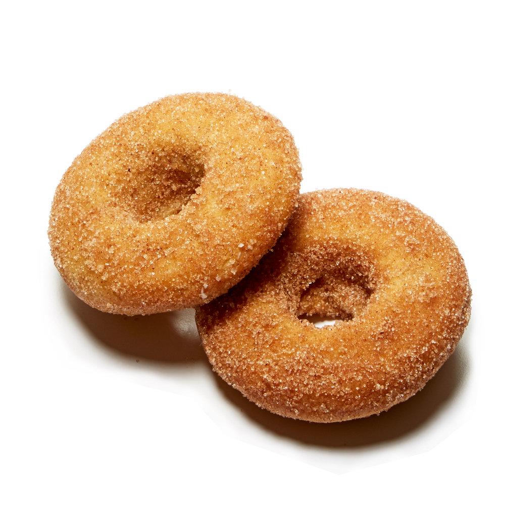 Gluten Free Cinnamon Sugar Donut
