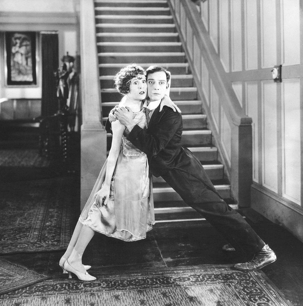 silent film era