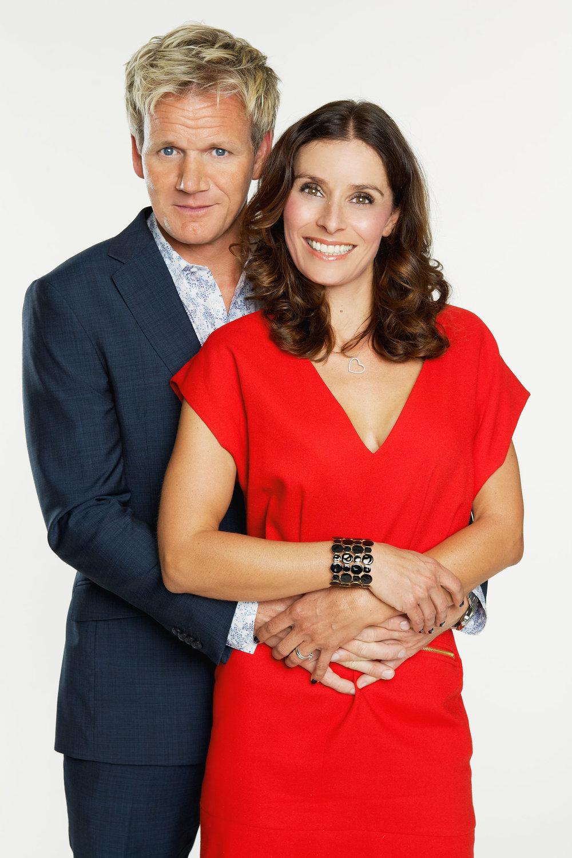 Gordon & Tana Ramsay