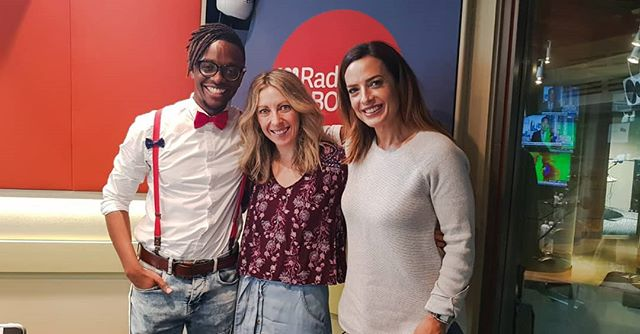 #itseasylikeABC 📣 Thank you @abcinmelbourne @abcaustralia, @richelle_hunt (host) and @hkapalos (Chairperson of the Victorian Multicultural Commission) for an insightful discussion about all things Harmony Day, diversity, politics, multiculturalism, hip hop and the arts in general. If you can, come check out #CultureWaves on Saturday at @fed.square and @onebeatonelove at the @immigrationmuseum_melb on Sunday #letscelebrateeachother