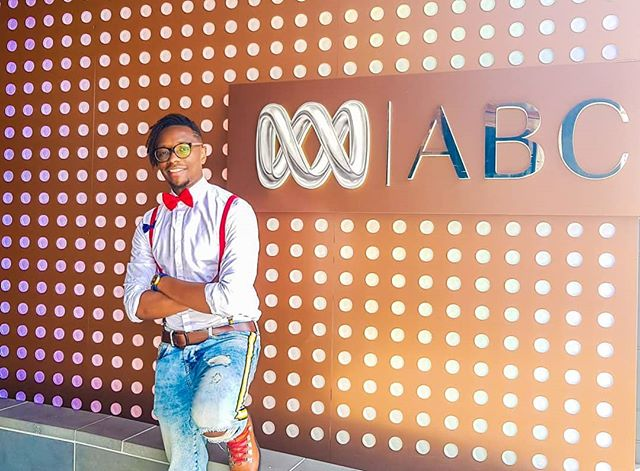 #itseasylikeABC 📣 Thank you @abcradionational @abcinmelbourne for today's interview🙏🏾. If you can, come check out #CultureWaves on Saturday at @fed.square and @onebeatonelove at the immaculate @immigrationmuseum_melb on Sunday. #letscelebrateeachother • •📷@thisisdiscoverymanagement