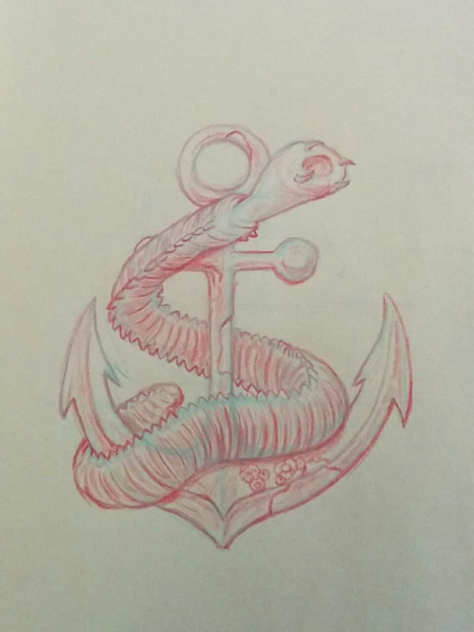 """Sketch for a T-Shirt/Postcard design for sale in and around my home town. """"Wiscasset, Maine: Bloodworm Capital of the World!"""""""