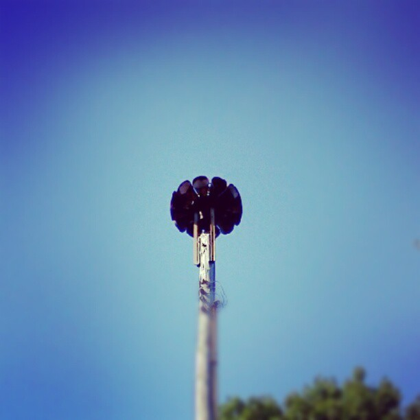 Maybe time to get a new airraid siren, Wiscasset. (Taken with Instagram)