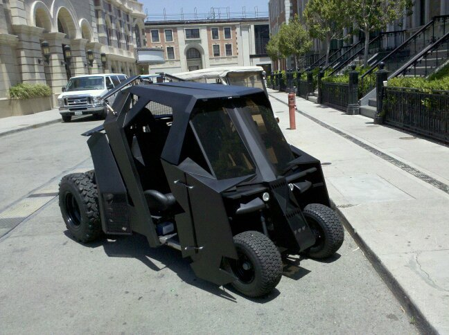 LOL, Want. superpunch2: Tumbler golf cart.