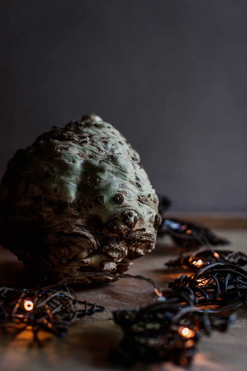 What to do with celeriac - veg box inspiration on Retreat // Food and lifestyle blog