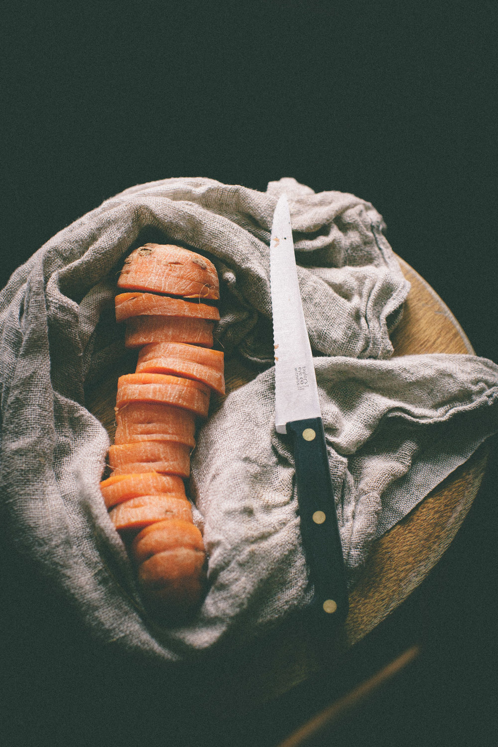 Carrot recipes and inspiration. Retreat // Food and lifestyle blog based in Sussex. Photography by Emma Gutteridge.