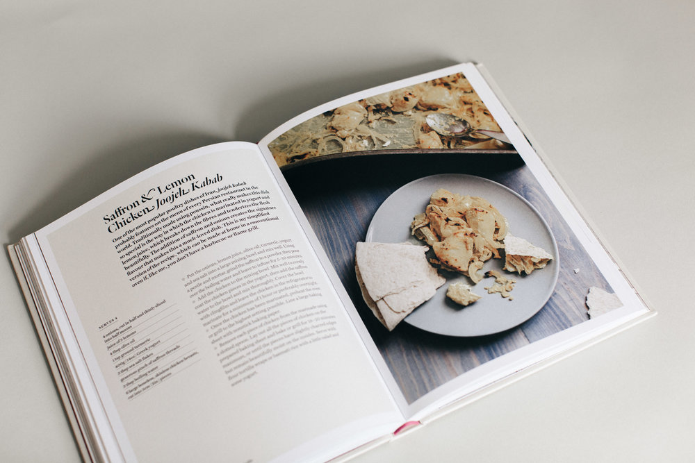 Persiana recipe book review. Retreat // Food and lifestyle blog based in Sussex. Photography by Emma Gutteridge.