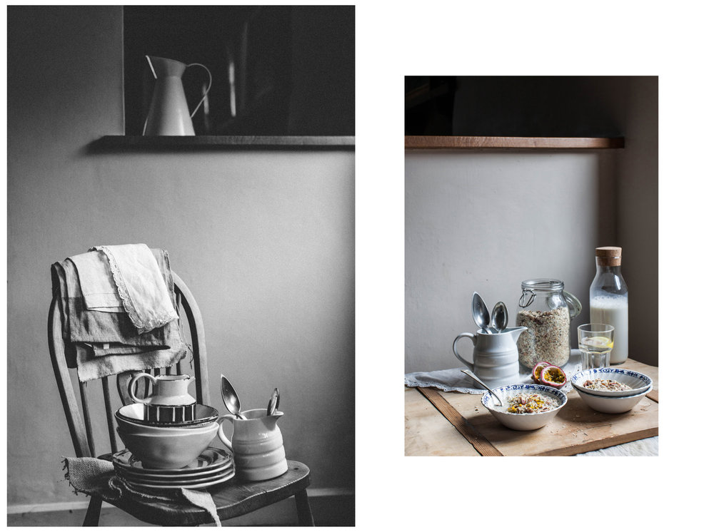 Editorial food photography by London and Brighton photographer Emma Gutteridge.
