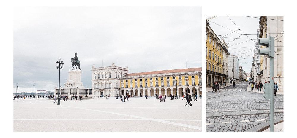 Comercio Plaza, Lisbon
