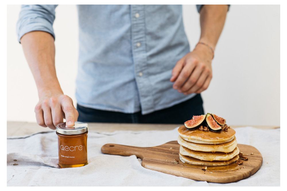 Aecre honey is raw, unblended honey from passionate beekeepers.