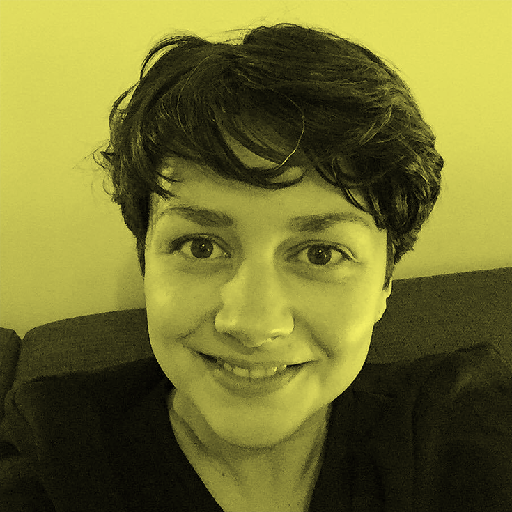 Julie jobber som digital kreativ konsulent og digital historieforteller i  Nice One Norway . Hun har bakgrunn fra  Westerdals Oslo ACT og  Monster s digitale utviklingsavdeling. Julie går løpet med kundene, helt fra å kartlegge behov, utvikle idéer og ha workshop sammen med de. Nice One jobber med store produksjonsselskaper i Norge på dette, og har kunder som Telenor, VG, The Stream og Stjernekamp.  Julie skal prate om den kreative idéprosessen, fra brainstorming til handling - og vi ser frem til det!