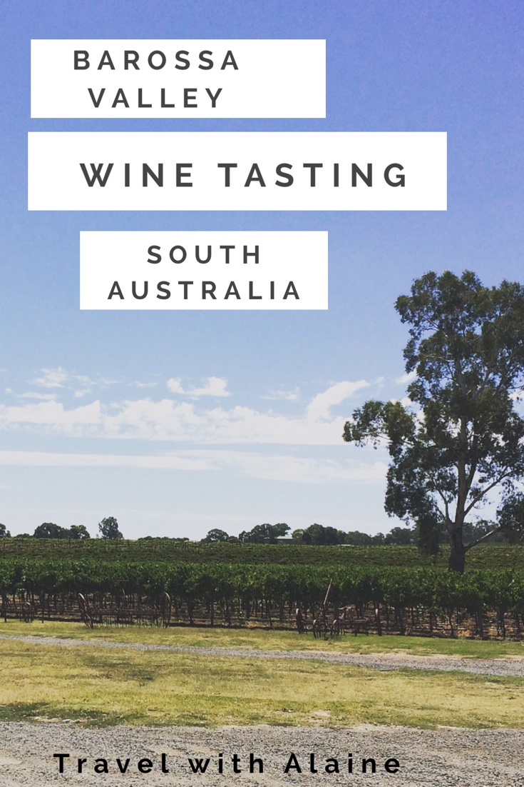 Barossa Valley Wine Tasting