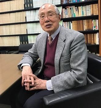 Professor Emeritus Akio Morishima, Nagoya University Graduate School of Law