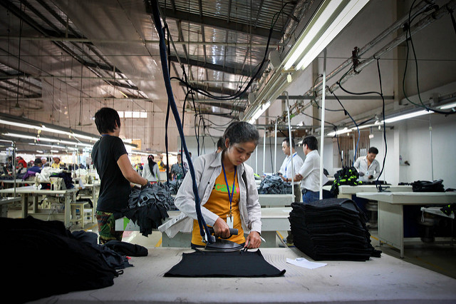 Image: Factory Assessment in Cambodia,  International Labour Organisation , CC BY-NC-ND 2.0