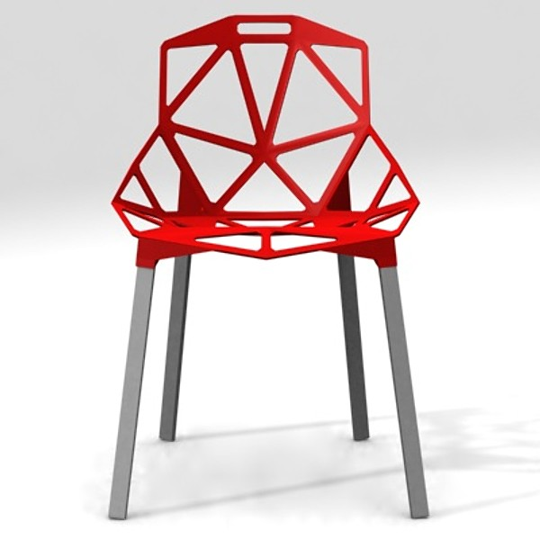 Chair_One_INTERIONICA_KONSTANTINE_GRCIC