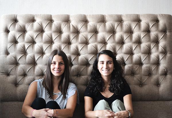 Manuela De Matos y Natalia Arbeláez. Co-founders de Minn