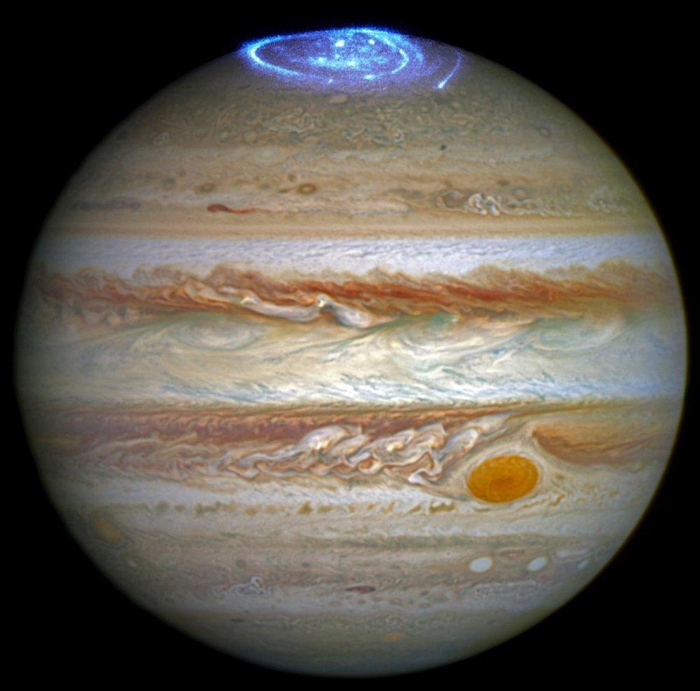 Gas Giant Jupiter