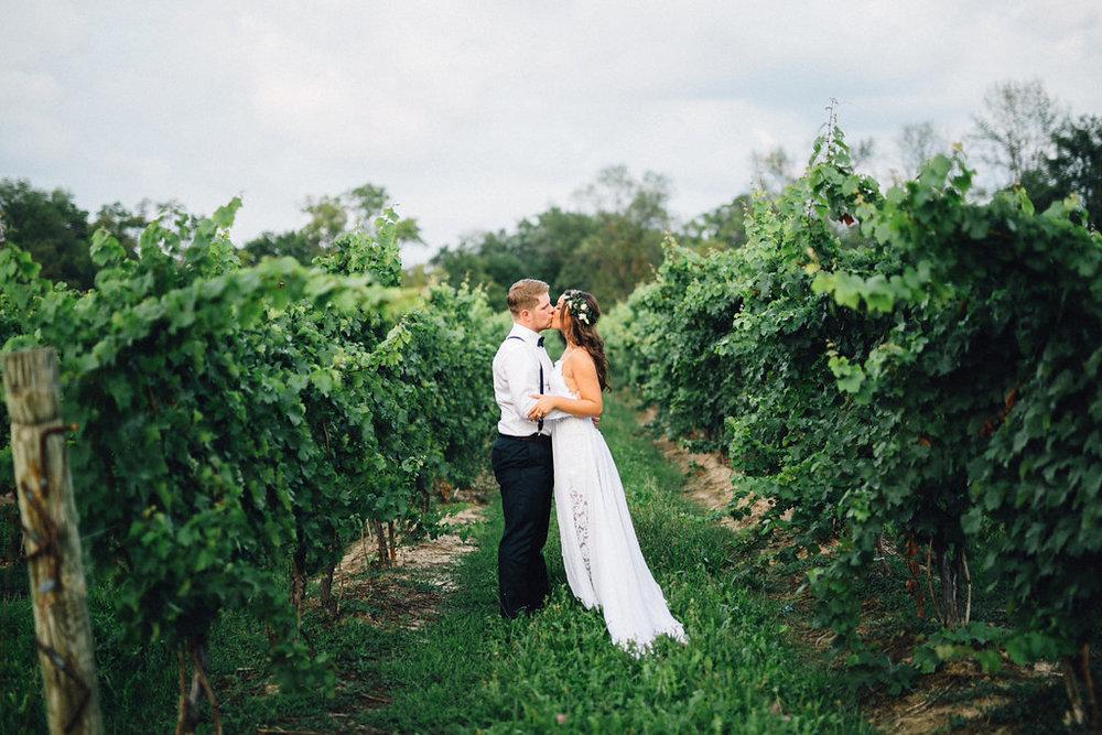 Kurtz Orchard Wedding