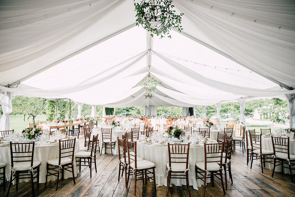 Kurtz Orchards Wedding & Adriana + Mikeu0027s Romantic Orchard Wedding u2014 Blush + Bowties ...