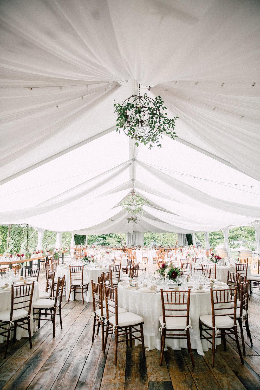 Tent Wedding Niagara