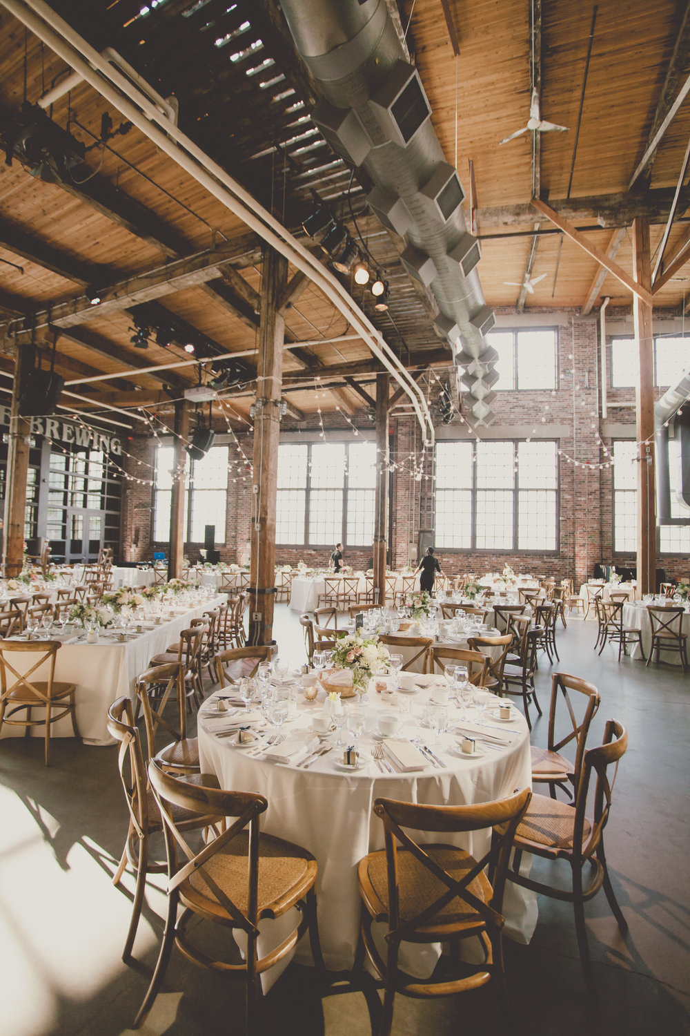 Steam Whistle Wedding