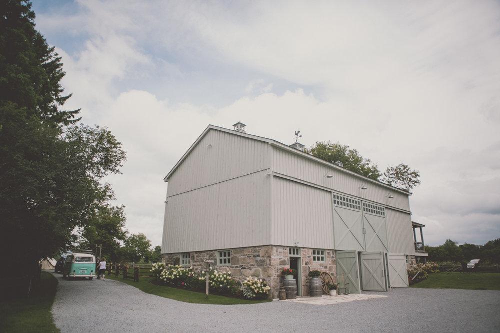 Barn Wedding Ontario