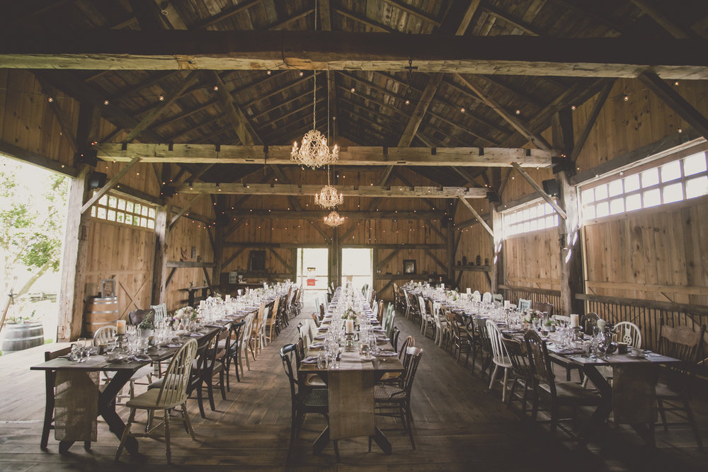 Barn Wedding Toronto